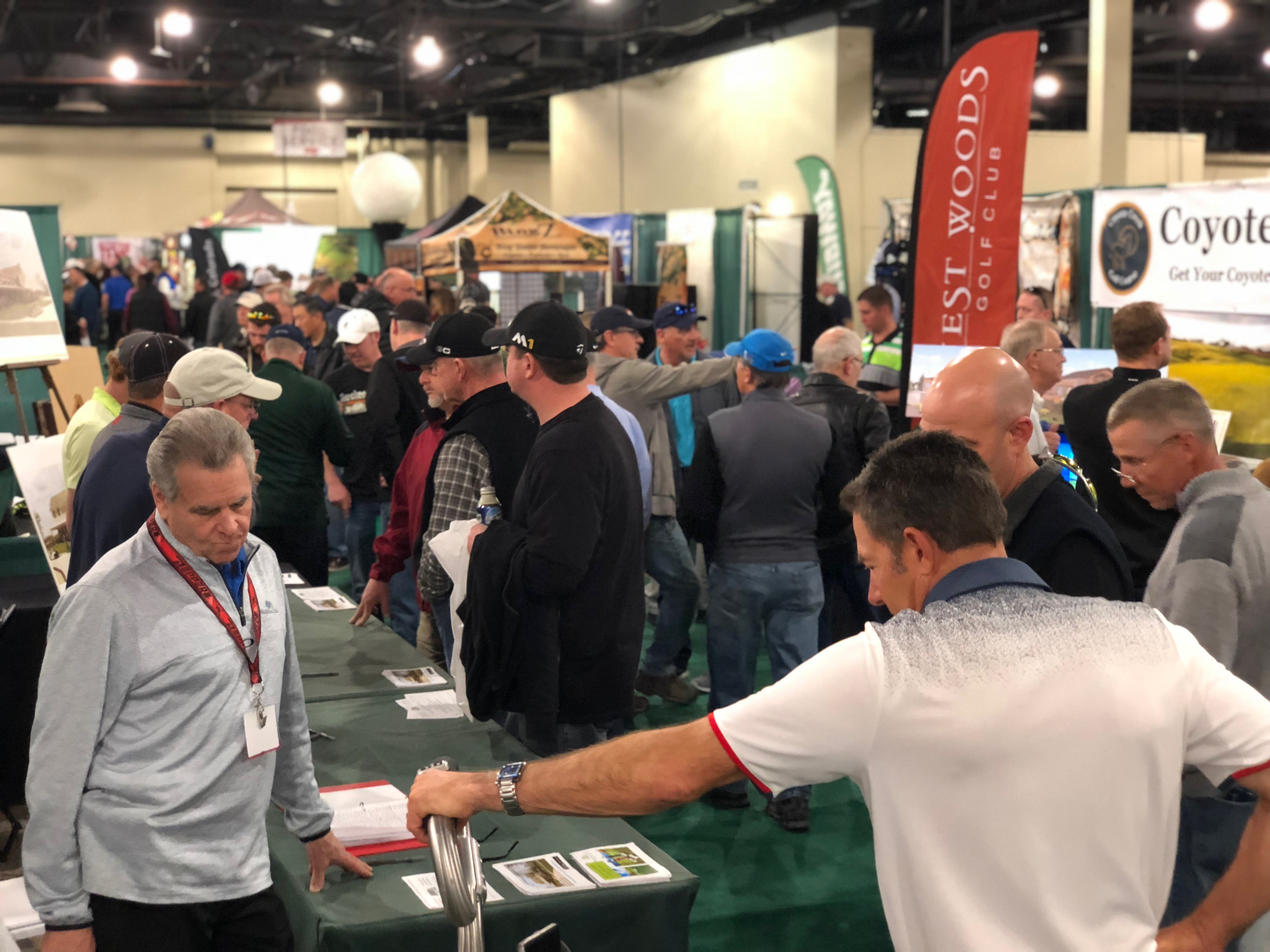 Find Your Key to the Game at this Year's Denver Golf Expo